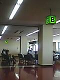 名古屋空港出発ロビー