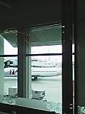 那覇空港出発ロビー