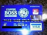 BOSSカード