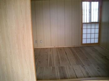 沖縄マンション和室